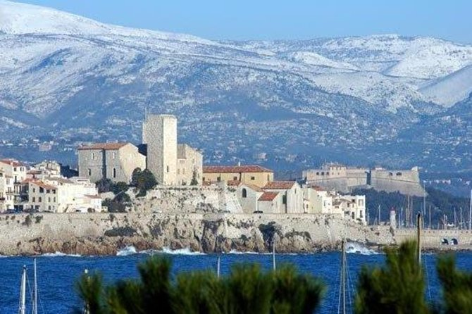 Cannes, Antibes, St Paul de Vence Half day from Monaco Small-Group Tour