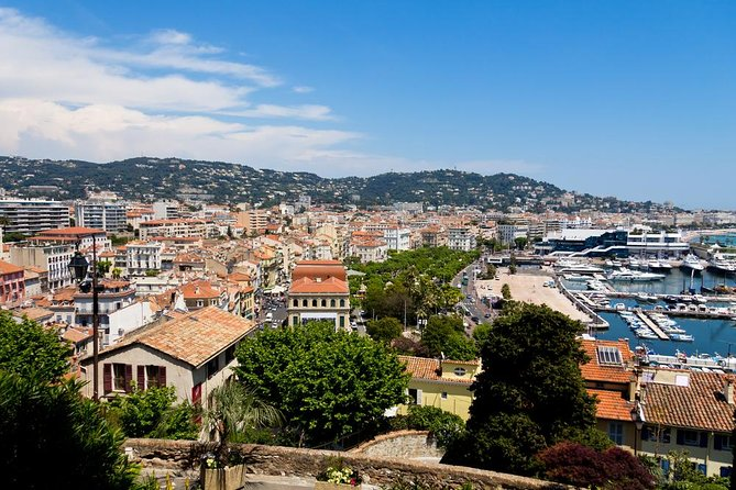 Cannes, Antibes, St-Paul-de-Vence Half-Day from Monaco SmallGroup shoreexcursion