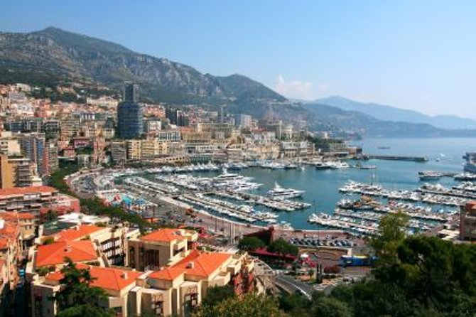 Small-Group Tour: Monaco and Eze Half-Day Trip from Monaco
