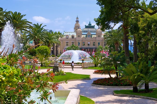 Monaco, Monte-Carlo, Eze, la Turbie, Full-Day from Monaco Small-GroupTour