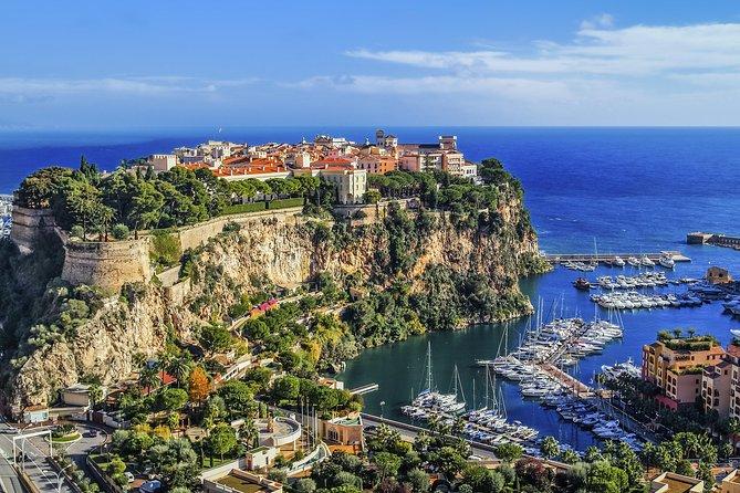 Monaco, Monte Carlo, Eze Day from Villefranche Small-Group and Shore Excursion