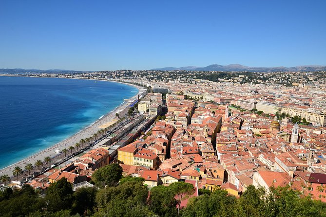 Nice city Tour and Old town Half-day from Monaco Small-Group Shore Excursion