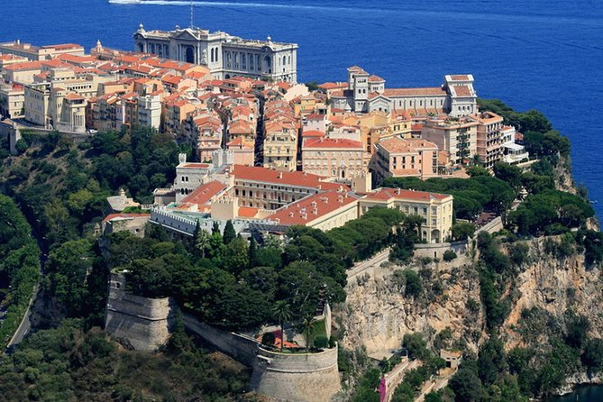 Monaco, Monte Carlo, Eze, la Turbie Full-Day from Nice Small-Group Tour