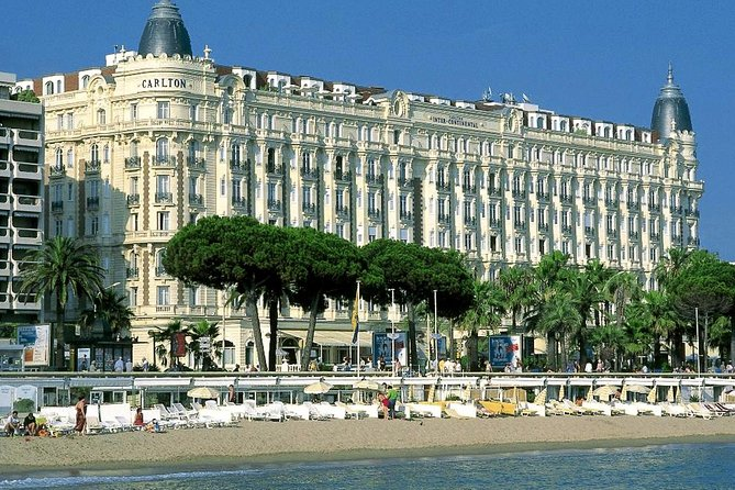 Private Cannes, Antibes, Saint Paul-de-Vence Half-Day tour from Nice