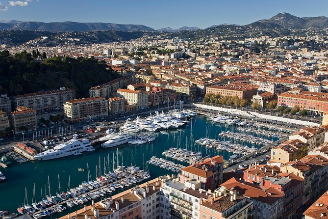 Nice city tour Half-day from Villefranche Small-Group Shore excursion