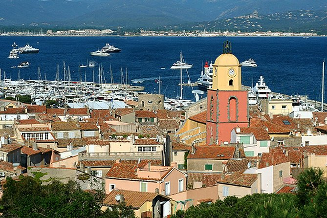 Saint-Tropez and Port Grimaud Day from Nice Small-Group Tour
