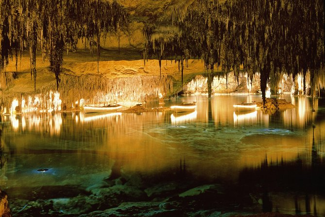 Mallorca Caves of Drach, Majorica Pearl Factory Private Tour