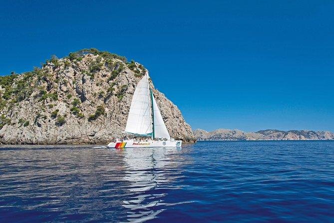Mallorca Nordküste Katamaranfahrt mit Mittagessene