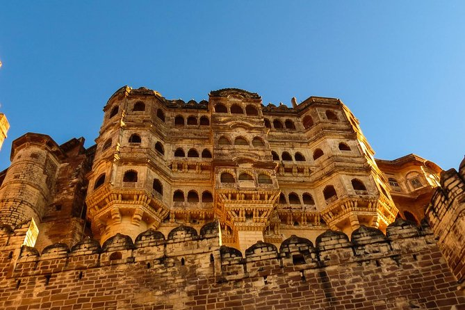 Jodhpur Full-Day Sightseeing Tour with Guide & Transports