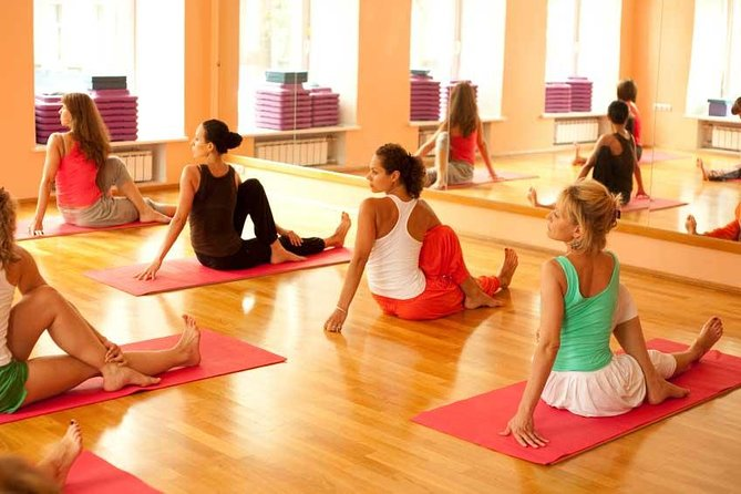 Daily Shared Morning Yoga session Daily with Optional Transportation