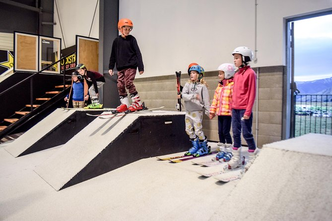 Queenstown Indoor Snow Park Lesson