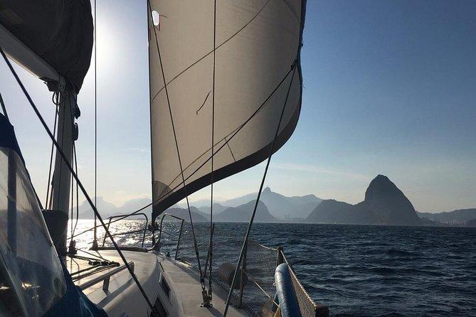 Sugar Loaf and Copacabana Beach Sailing Tour from Rio de Janeiro