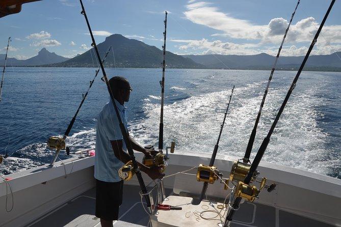 Big Quest - Big Game Fishing - Exclusivity