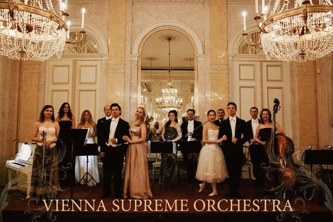 Conciertos Supremos de Viena en el Palais Eschenbach