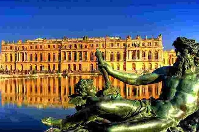 Skip-the-line Special Versailles Chateau and Gardens