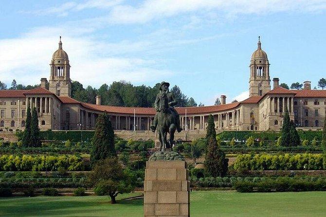 Pretoria Johannesburg