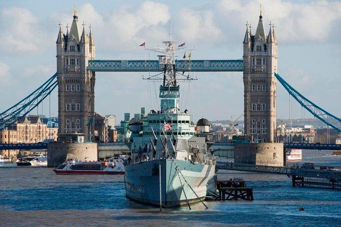 HMS Belfast Entry Ticket