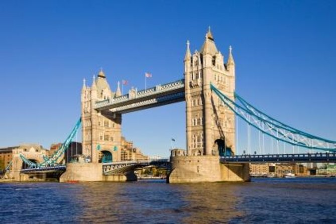 London in One Day From Paris with Thames Cruise, Coach Tour