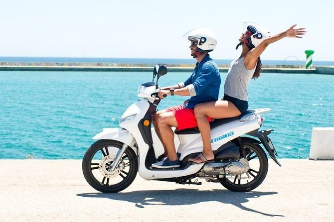 Scooter rental in Valencia Image