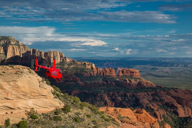 Sedona Helicopter Tour: Dust Devil Helicopter Tour