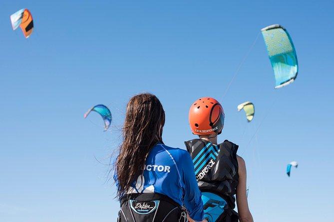 Beginner Kitesurf Lesson
