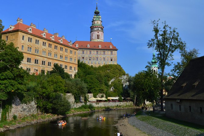 Vienna to Prague (week guided private tour)