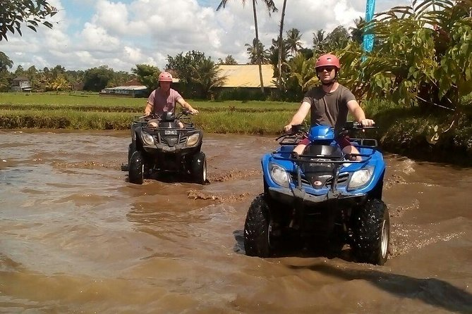 ATV QUAD and RICE TERRACE