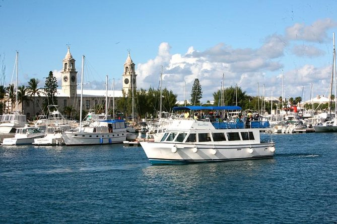 Famous Homes and Hideaways Cruise in Bermuda