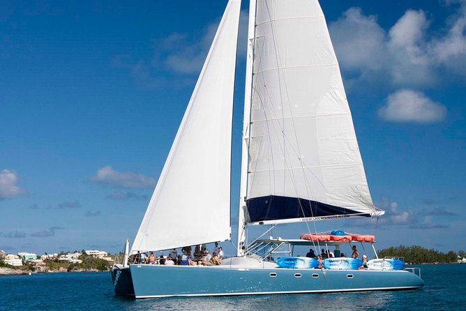 Catamaran Cruise with Snorkeling, Paddleboarding and Kayaking