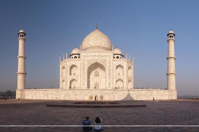 01 Day in Agra, Taj Mahal Tour met de Shatabdi Express-trein vanuit New Delhi