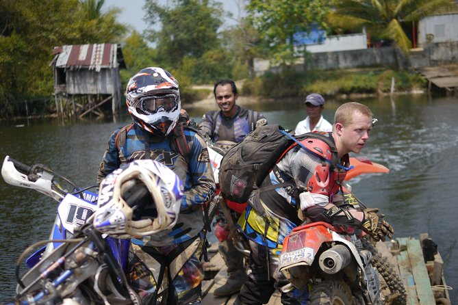 Explore Sihanoukville Dirt Bike Tour