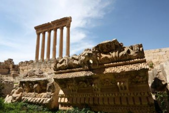 Anjar, Baalbek, and Ksara Day Trip from Beirut