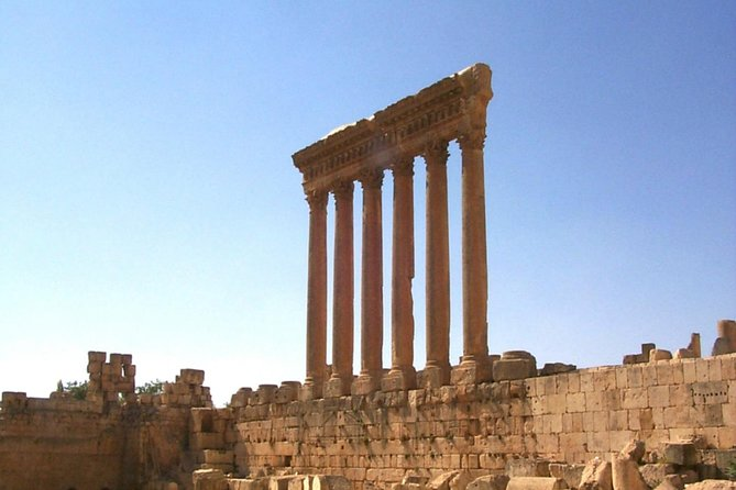 Baalbeck, Cedars and Kozhaya Full day Tour from Beirut
