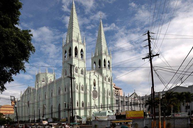 The Basilica, from Plaza del Carmen