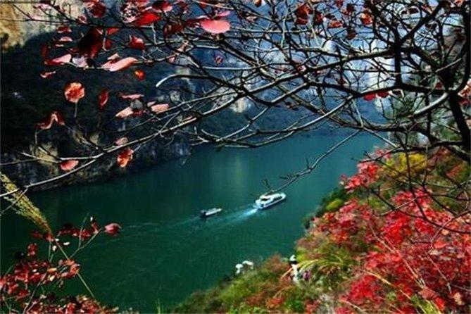 4-tägige Sun Yangtze River Cruise Tour von Chongqing nach Yichang