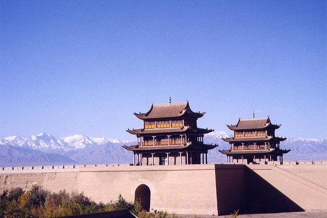 3-Night Private Tour to Dunhuang and Jiayuguan