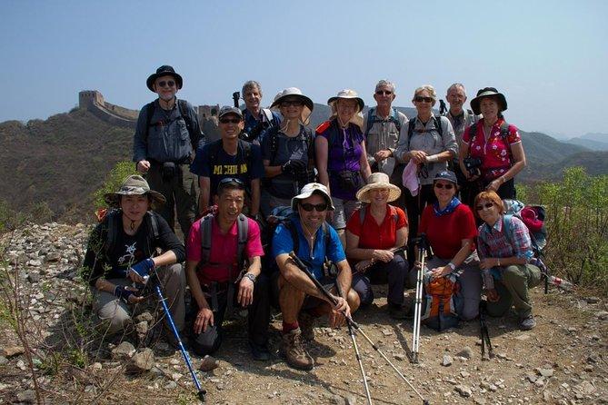 Tour privato: 4-Day Great Wall Hiking and Camping da Pechino