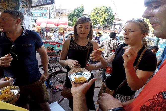 Morning Old Delhi Food Walk