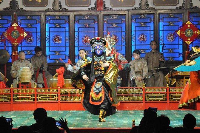 成都の四川オペラ