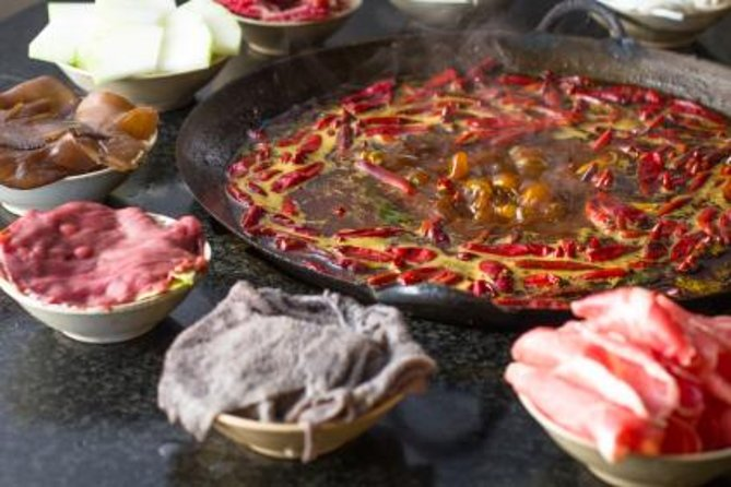 Full-Day Sichuan Gourmet Food Tour from Chengdu