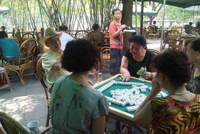 Chengdu Private Mahjong Lesson with Tea | Chengdu, China