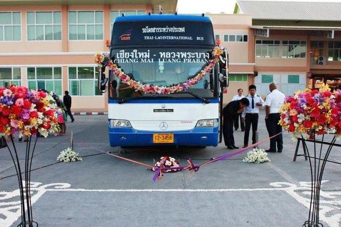 Sleeping Bus to Chiang Mai