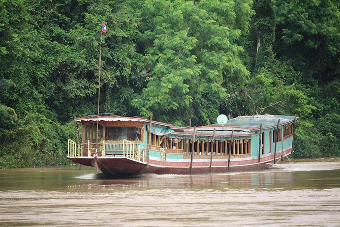 2 Days Cruise From Luang Prabang To Huayxai