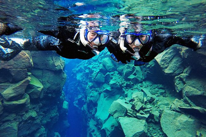 Silfra Drysuit Snorkeling Including Free Photos