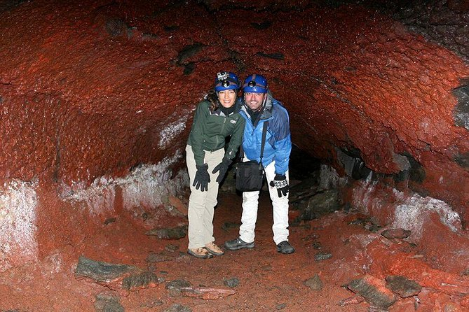 Lava Tunnel Caving | Small Group