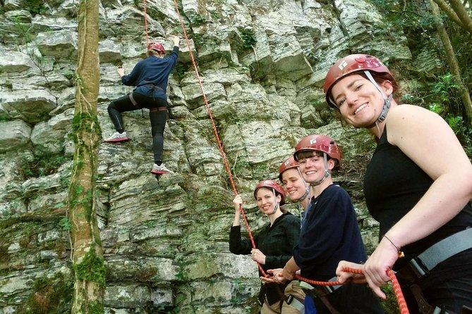 Rock Climbing in Co Cavan