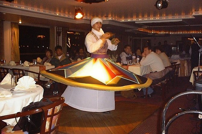 Evening Dinner Nile Cruise in Cairo with Private Transfer