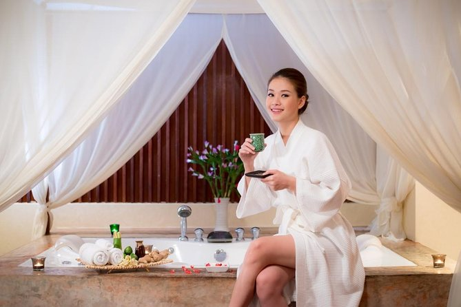 Peak Spa Deluxe Package half day Spa for couple