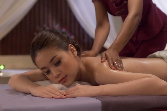 Peak Paradise Spa Package in Chiang Mai