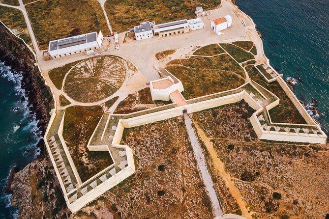 Viagem diurna para grupos pequenos do oeste de Algarve para Sagres, Lagos e Silves